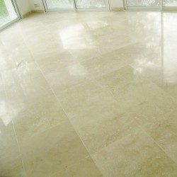 suelo marmol crema marfil coto pulido