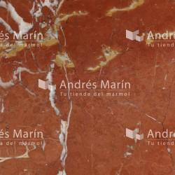 marmol rojo coralito quipar