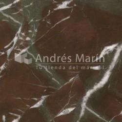 rouge cehegin marbre