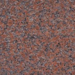 Granito Rojo Maple pulido, Outlet Mármoles y granitos