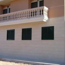 facades with niwala sandstone