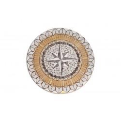 Rosetón de mármol estrella, Outlet Mármoles y granitos