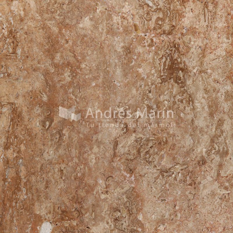 Travertine Olivillo Open Pore Raw