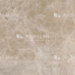 cream perlado marble